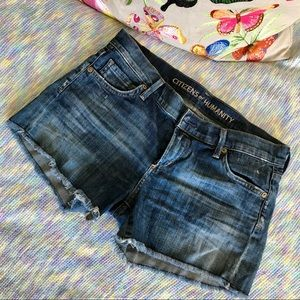 Citizens of Humanity Shorts size 27